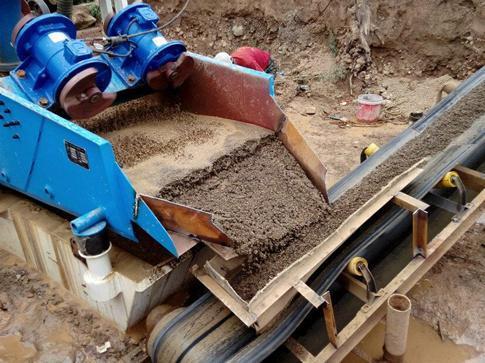 细沙回收机的工作原理